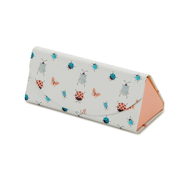 Foldable Glasses Case BUGS