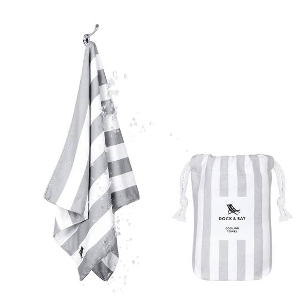 Cooling Towel CABANA grey