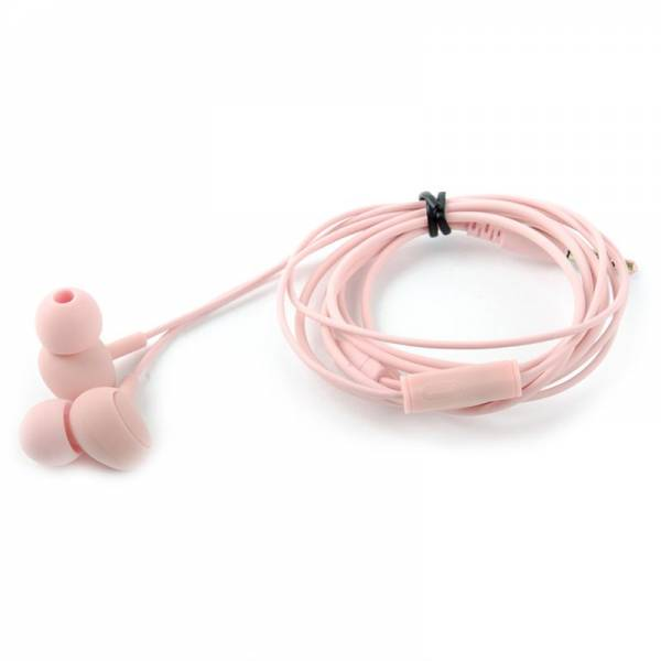 HEADPHONE & MICROFONE pink