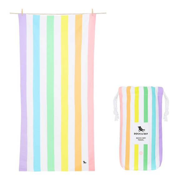 Towel SUMMER XL Unicorn waves