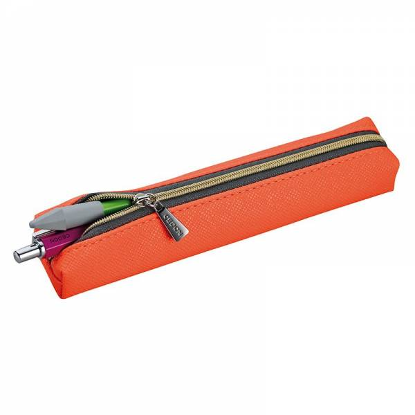 PENCIL CASE orange