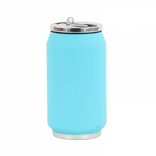Trinkflasche CAN SOFT türkis 280 ml