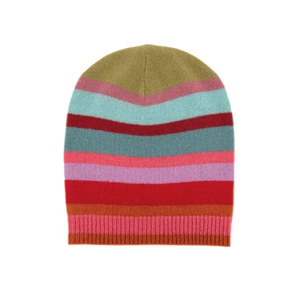 Woll-Kaschmir-Mütze Sylt