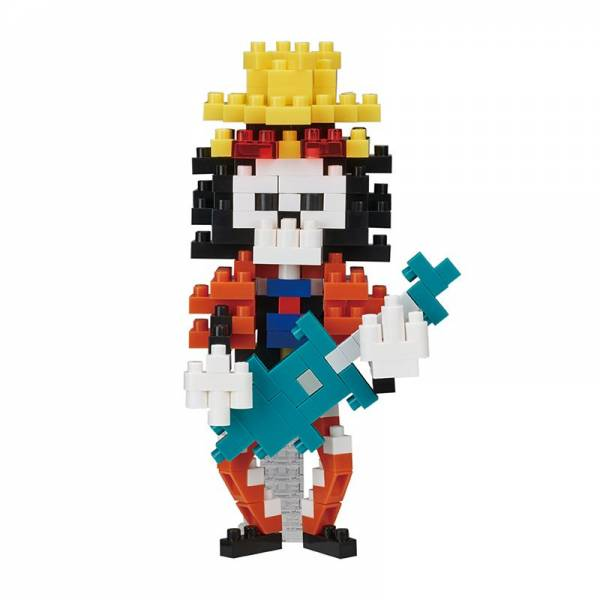 Mini NANOBLOCK One Piece Brook