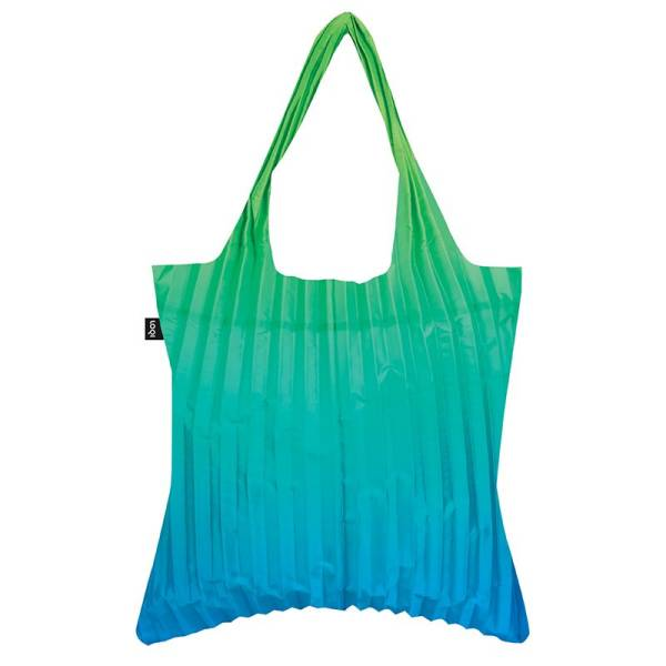 Tasche PLEATED Rainbow Green