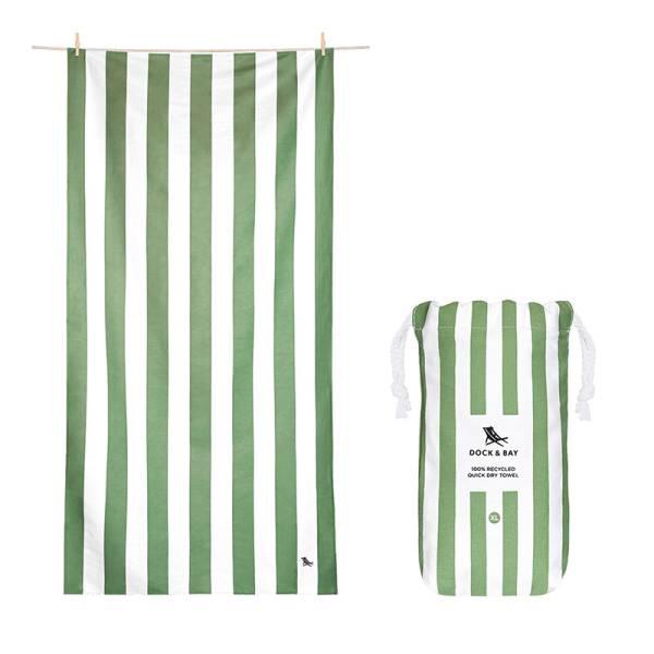 Towel CABANA XL khaki