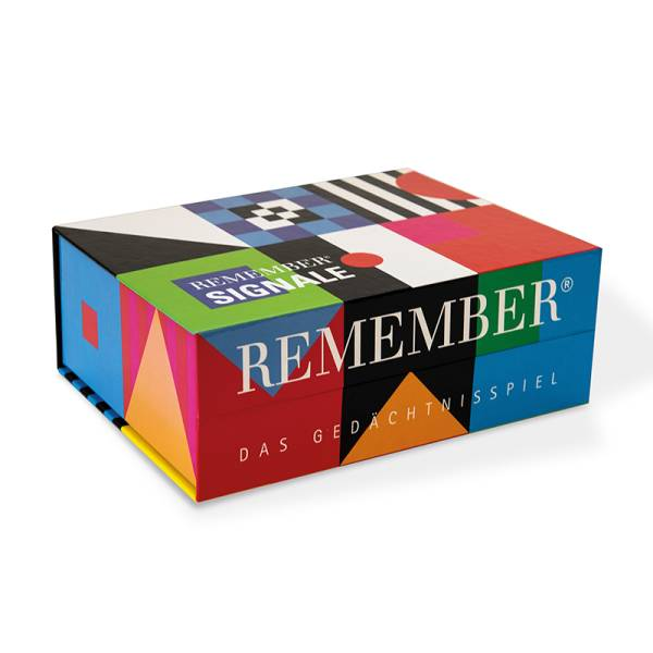 Gedächtnisspiel 44 Signale in der Magnetbox