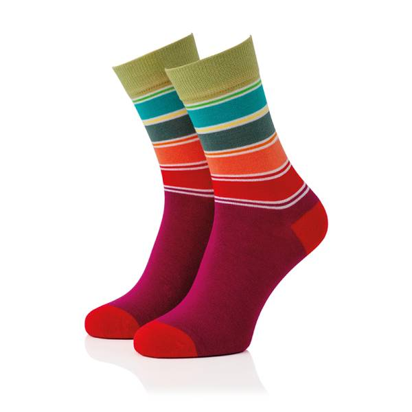 Damen Socken 09, 36 - 41